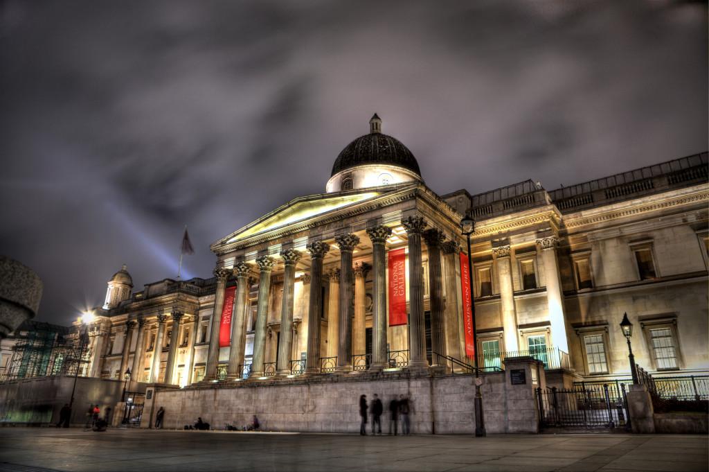 Национальная галлерея Лондона