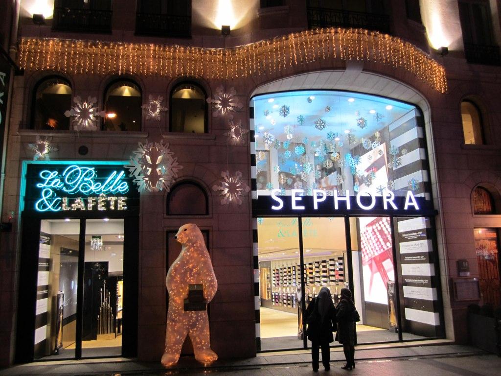 Магазин Сефора