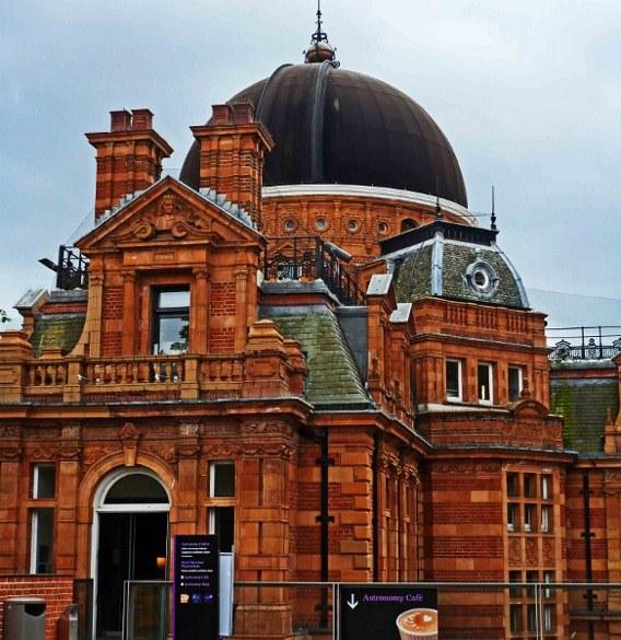 Королевская обсерватория - Центр Астрономии
