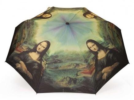 зонтик Мона Лиза